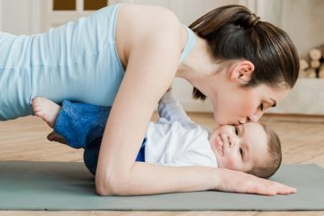 Get Yourself Back Into a Postpartum Exercise Routine With These 4 Tips
