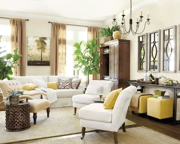 th One Simple Ways to Turn Your Living Room intoa Minimalist ParadiseAnother