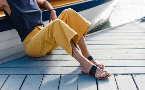 casual sandal 5 factors to keep in mind when selecting women's sandals