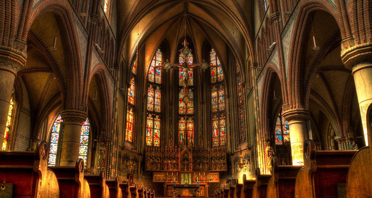 Modest church dresses ideas