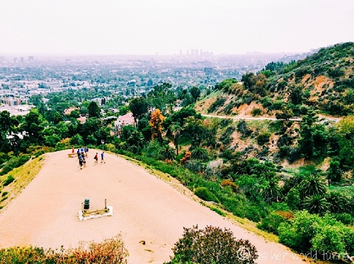 Run in Runyon Canyon