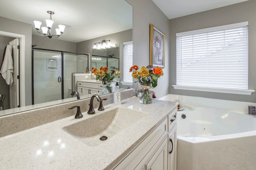 Start in The Bathroom To Increase Your Home Value