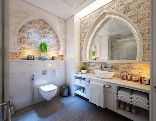 cleaning your toilet essential oils