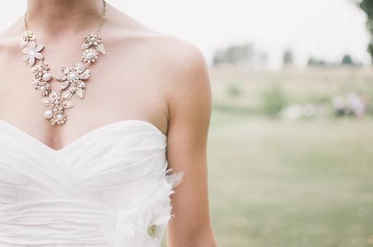 bridal jewelery