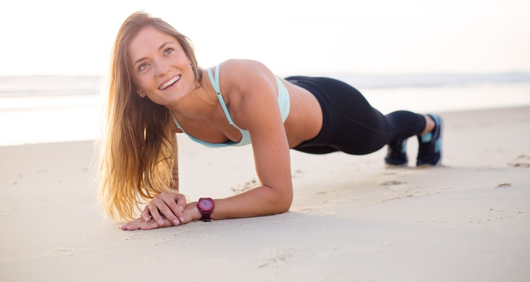 Top 4 Bodyweight Exercises for Women to Get in Shape