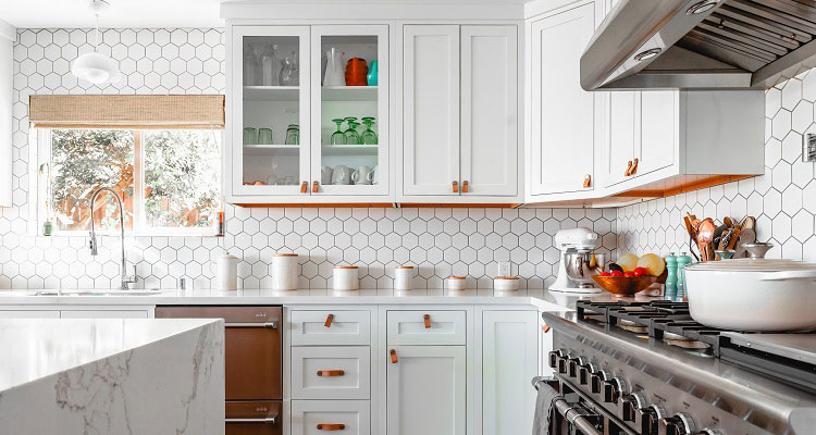 beautiful kitchen tile designs