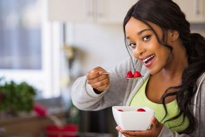 Step Away from the Donut! 5 Benefits of Eating Well on a Healthy Diet