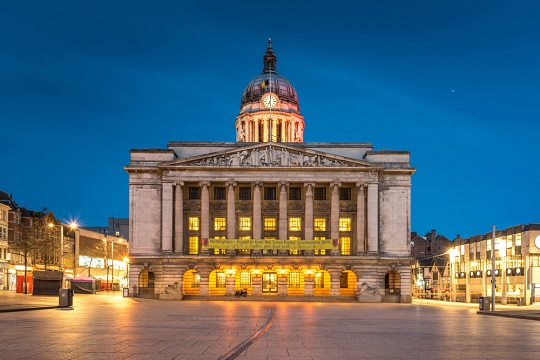 Nottingham UK Destinations Worth Visiting For Christmas