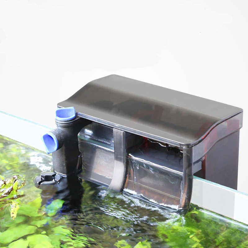 hang-on-back-filter-aquarium