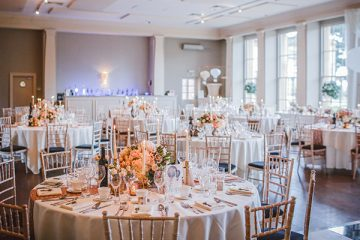 Decorating Your Wedding Reception