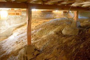The Benefits of Having Crawl Space Waterproofing