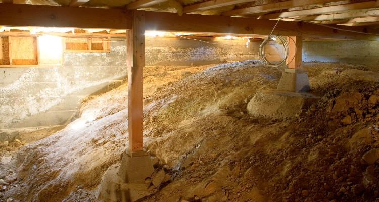 The Benefits of Having Crawl Space Waterproofing