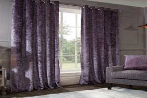Miraculous Advantages of Crushed Velvet Curtains