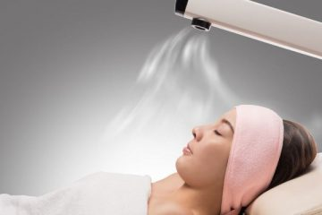 How to use a professional facial steamer at home