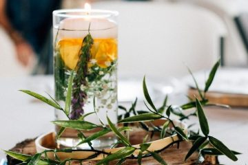Easy DIY Table Arrangements for Beautifully Decorated Home