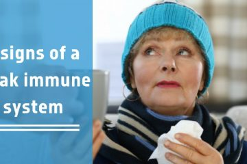 7 Signs of a Weak Immune System