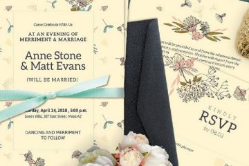 Awesome Ideas for Designing Wedding Cards That You Need to Know