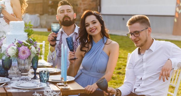 Formal Wedding Attire vs. Semi-Formal vs. Casual: What Should You Choose?