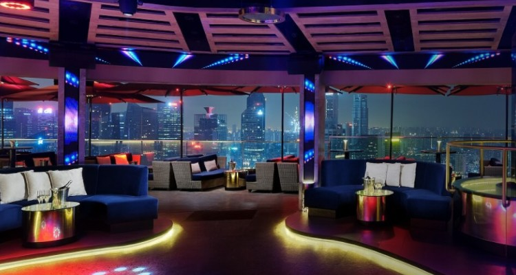 A Must Try Sky Bars in Singapore