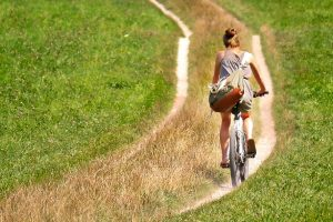 Why Women Have Avoided Cycling in the Past