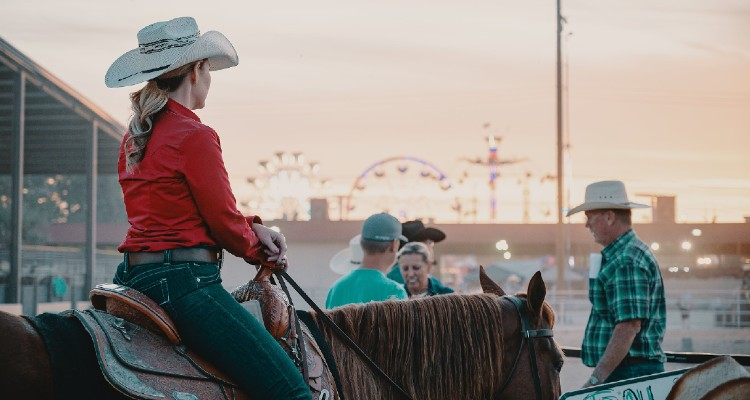 A Woman's Guide: How To Dress For Your First Horseback Riding Lesson