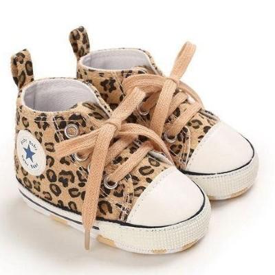 A cheetah prints on your feet.