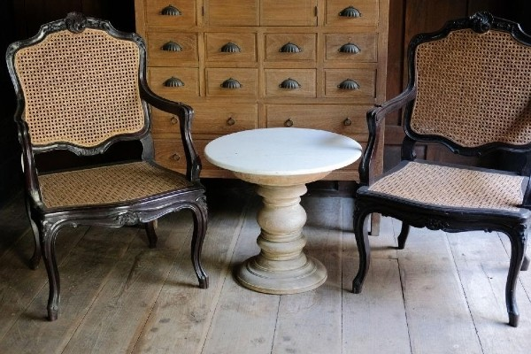 Bring Timeless furniture like wooden closets or a Windsor chair